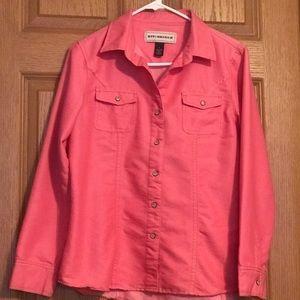 Button Down Shirt or Blazer